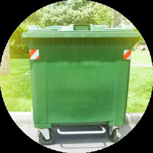 Eliminador de olores para calles y contenedores